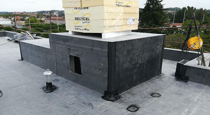 Membrane étanche toit