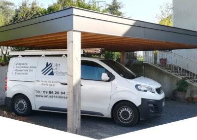 Bandeau – Carport