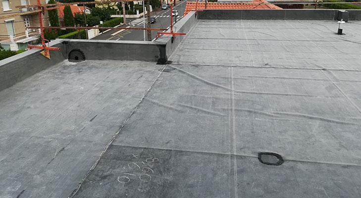 Membrane étanche toiture