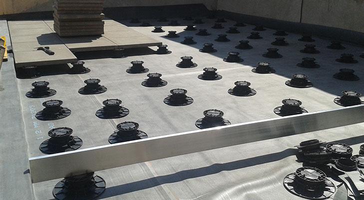 Création toit terrasse